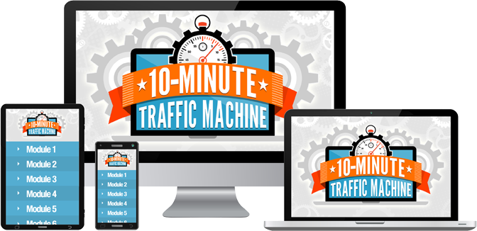 10-Minute Traffic Machine