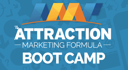 Attraction Marketing Formula Boot Camp