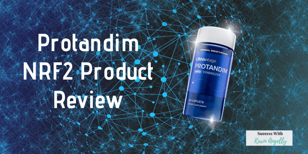 Protandim NRF2 Product Review